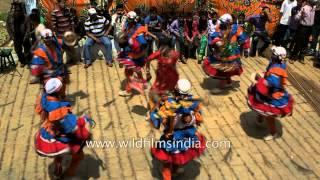 Choliya dance: Pride of Uttarakhand