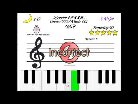 Treble Clef Shuffle - Now On Google Play Store