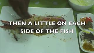 Jamaican Fried Red Snapper - Fish Recipe