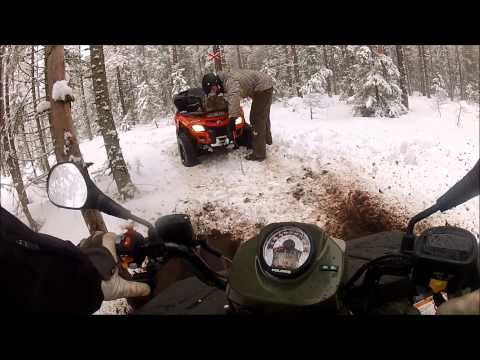 Can am outlander 400 vs Polaris sportsman 500