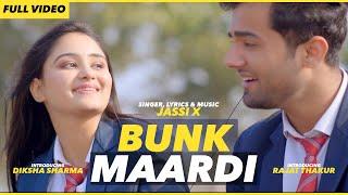 Bunk Maardi Jassi X Free MP3 Song Download 320 Kbps