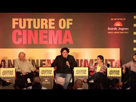 Changes in the Economics of Film Making @ Jagran Cinema Summit