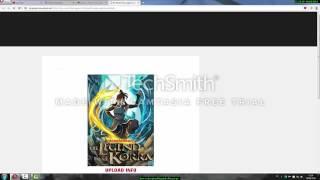 how to download legend of korra on pc free no torrnet