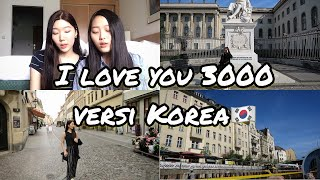 Cover images STEPHANIE POETRI - I LOVE YOU 3000 VERSI KOREA (EUROPE VLOG)