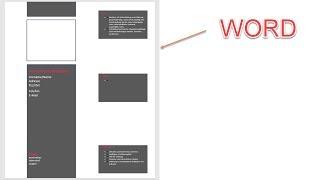 Video Word | Deckblatt einer Bewerbung designen | Teil 1/3 | introNET download MP3, 3GP, MP4, WEBM, AVI, FLV Juni 2018