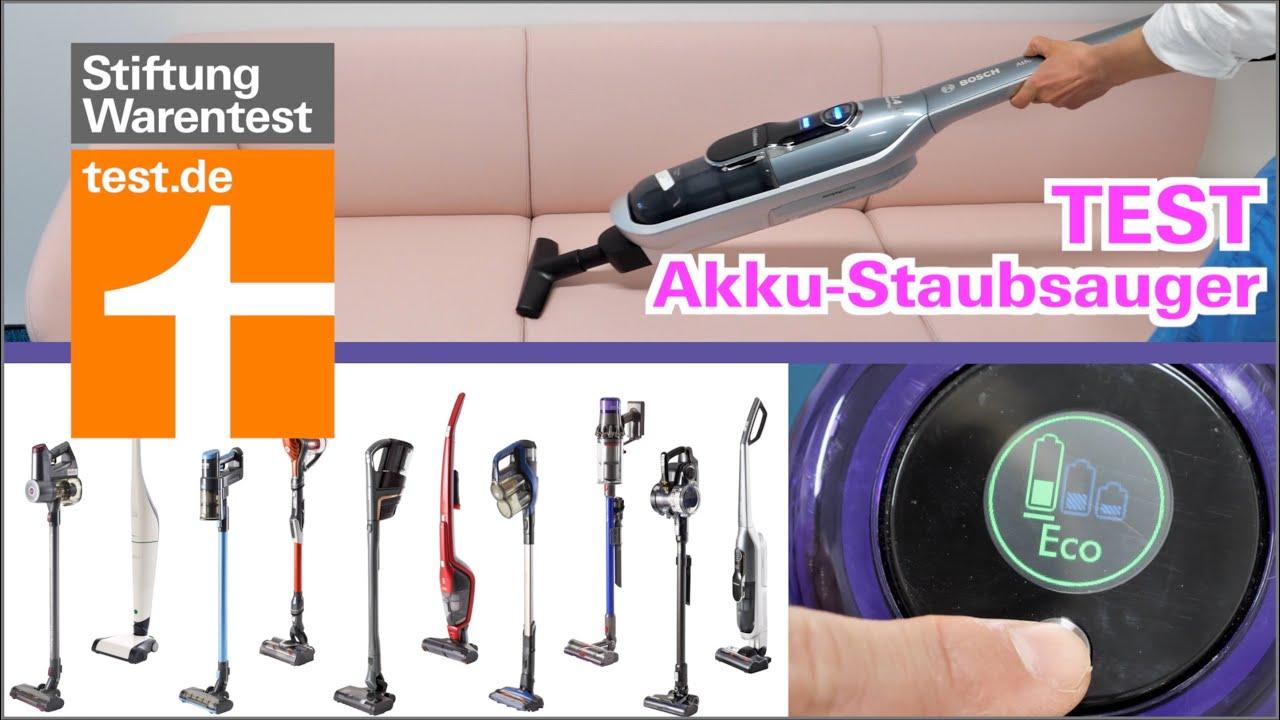 Akku-Staubsauger Test 2020: Stärken & Schwächen der Akkusauger (Test mobile Handstaubsauger)