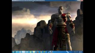 best pcsx2 1.2.1 configuration for god of war for small graphic card HD