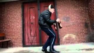 Crazy Russian Dancer
