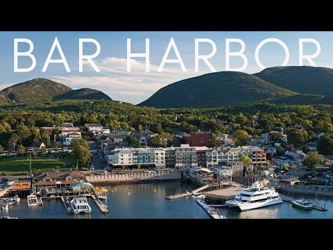 Visit Bar Harbor, Maine