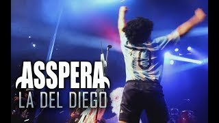ASSPERA - LA DEL DIEGO - VIDEO OFICIAL (2018)