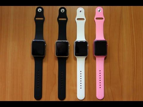 Полный обзор лучшей копии Apple Watch