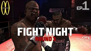 MWG -- Fight Night Round 3 -- Career Mode, Episode 1