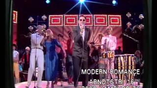 Modern Romance - Ay ay ay ay Moosey 1982