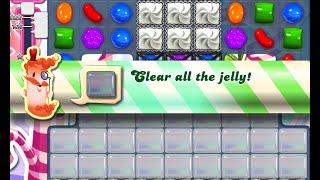 Candy Crush Saga Level 496 walkthrough (no boosters)