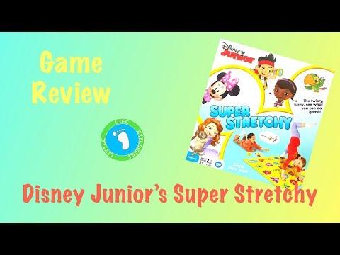 Game Review: Disney Junior's Super Stretchy