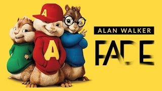 Faded - Alan Walker ( Chipmunks Version )