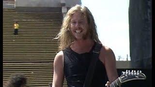 Metallica - Philadelphia, PA, USA [1988.06.11] Stage Shot