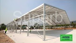 Big Clear Tent, Wedding Tent, Event Tent Factory- SUPERB TENT CO.,LTD