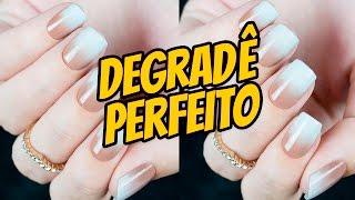 10 DICAS PARA CONSEGUIR O DEGRADÊ PERFEITO