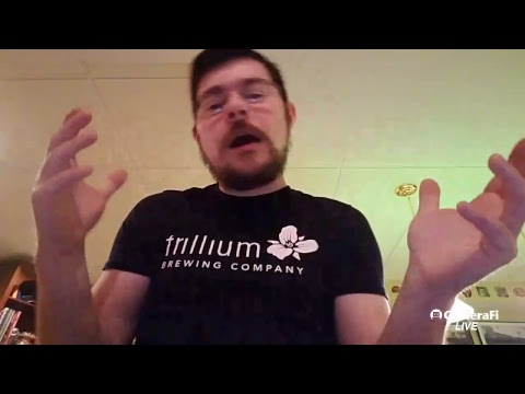 Massachusetts Beer Reviews: Trillium Scaled Way Up Double IPA