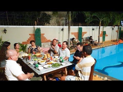 Vịt Nấu Tieu ăn Với Banh Mi Miền Tay Tv Youtube