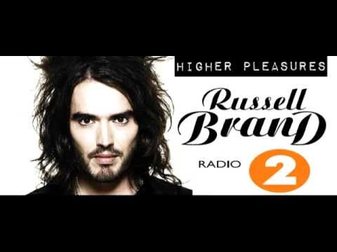 Russell Brand Radio Show Radio 2 - 8 March 2008