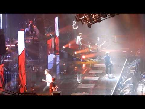 One Direction Zurich 16.05.13 Teenage Dirtbag