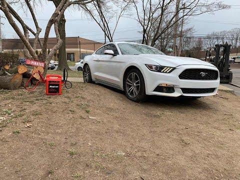 Авто из США в Казахстан 🇰🇿. 2017 Ford Mustang .