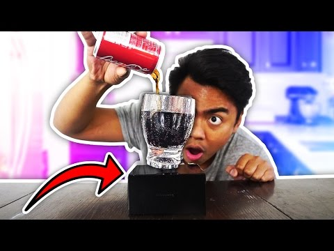 THE LEVITATING CUP!