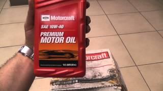 Оригинальное моторное масло FORD (Motorcraft) 10w-40 USA(Оригинальное моторное масло FORD (Motorcraft) 10w-40 USA Купить прямо сейчас http://amtecol.ru/magazin/, 2013-08-05T19:32:15.000Z)