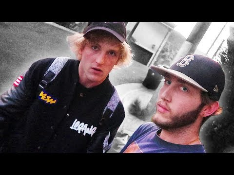 Thumbnail: Logan Paul came to my house... (bad idea)