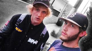 One of FaZe Banks's most viewed videos: Logan Paul came to my house... (bad idea)
