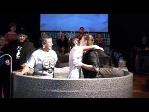 Going Public with Your Faith - Baptisms