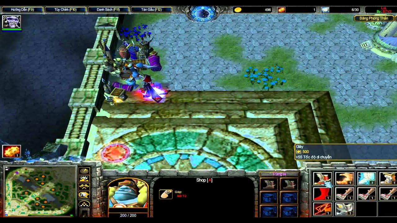 Eldon Co Play League Of Legends Warcraft 3 Custom Map Youtube