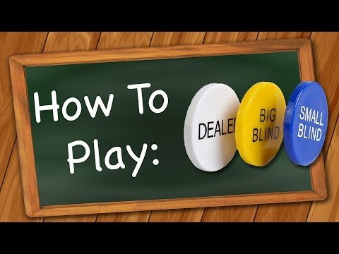 How To Play: Poker - Texas Hold'em
