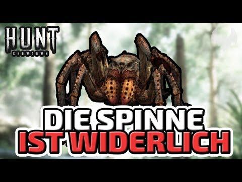 Die Spinne ist widerlich - ♠ Hunt: Showdown ♠ - Deutsch German - Dhalucard