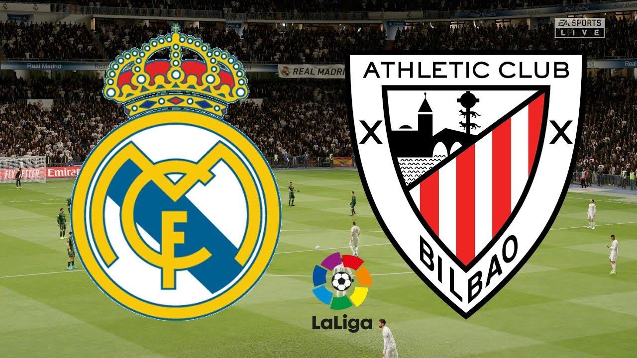 La Liga Matchday 13 | Real Madrid vs Athletic Bilbao Maxresdefault
