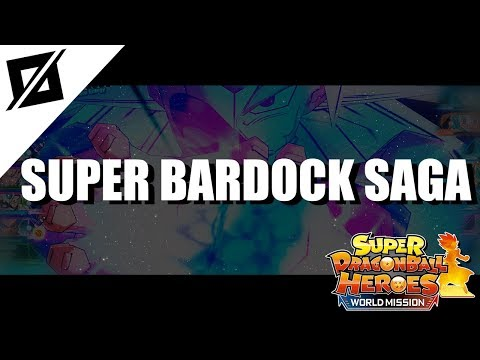 【MUSIC】Super Dragon Ball Heroes: World Mission - Super Bardock Saga [MP3/320kbps/Download]✔