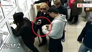 Камера наблюдения сняла, как у девушки вытащили деньги в регистратуре больницы