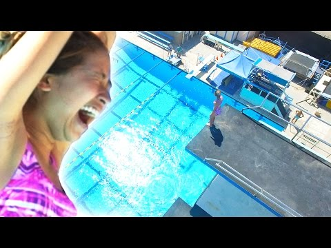 Thumbnail: Regular People Get Tricked Into Olympic High Diving
