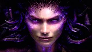 StarCraft 2 Heart of the Swarm Soundtrack - Whispering from the Stars