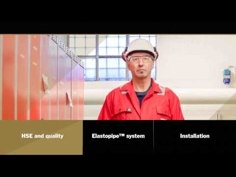 Trelleborg - Elastopipe™ e-learning