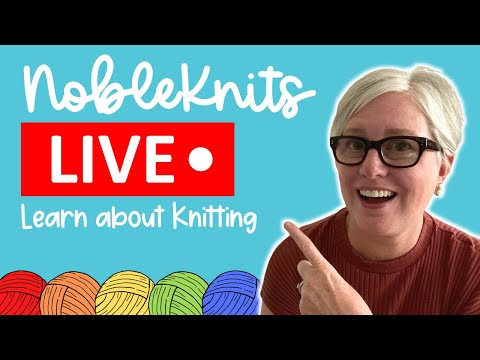Live Knitting Q&A | Ask a Knitter ANYTHING!