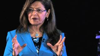 The simple truth about successful careers | Kalpana Morparia | TEDxCRCE