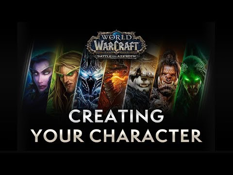 Creating Your Character! - New & Returning Player Guides By Bellular