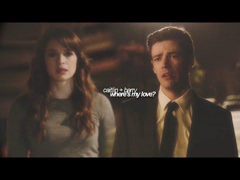 caitlin + barry | where's my love?