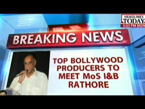 Top Bollywood Producers To Meet Mos I&B To Remove Censor Board Chief