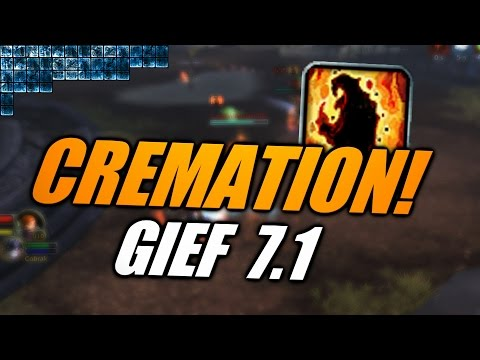 WoW | Cremation is AWESOME (7.1 PTR) [Cobrak]