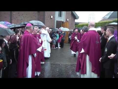 Fr Matt Wallace Funeral Procession