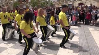Batucada Sambalá en CAIRINHENA Festival